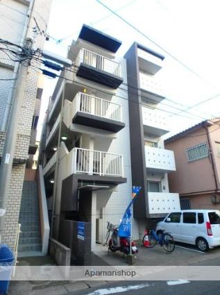 鹿児島県鹿児島市、二中通駅徒歩11分の築8年 4階建の賃貸マンション