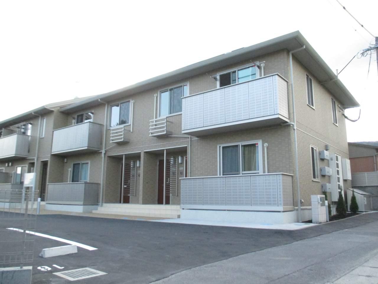 鹿児島県鹿児島市の築3年 2階建の賃貸アパート