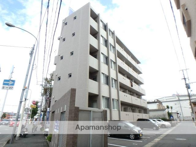 鹿児島県鹿児島市、宇宿駅徒歩6分の築7年 5階建の賃貸マンション