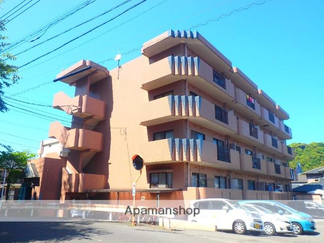 鹿児島県鹿児島市、中洲通駅徒歩26分の築21年 4階建の賃貸マンション