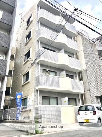 鹿児島県鹿児島市、新屋敷駅徒歩11分の築26年 5階建の賃貸マンション