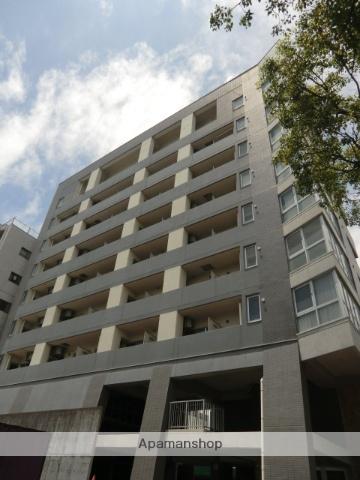 鹿児島県鹿児島市、新屋敷駅徒歩7分の築10年 9階建の賃貸マンション