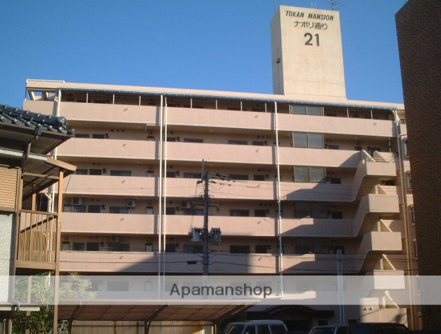 鹿児島県鹿児島市、鹿児島中央駅徒歩10分の築30年 7階建の賃貸マンション