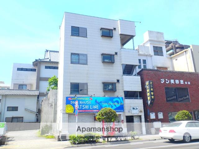 鹿児島県鹿児島市、桜島桟橋駅徒歩5分の築29年 4階建の賃貸マンション