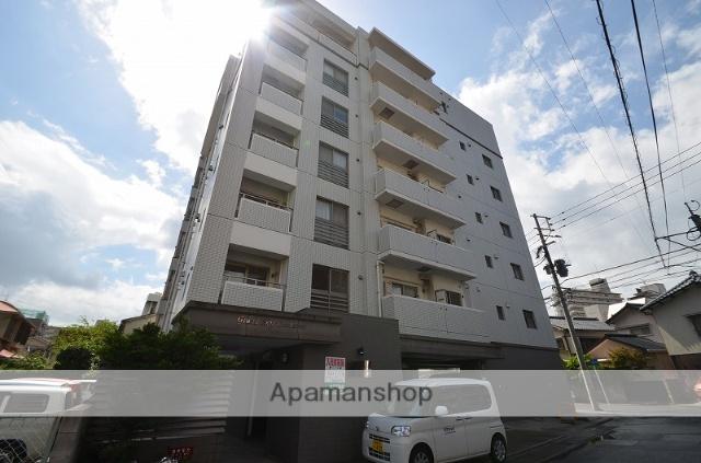 鹿児島県鹿児島市、高見橋駅徒歩7分の築10年 7階建の賃貸マンション