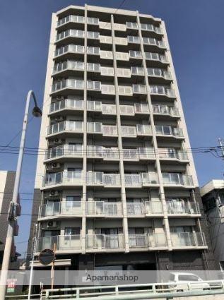 鹿児島県鹿児島市、谷山駅徒歩11分の築1年 12階建の賃貸マンション