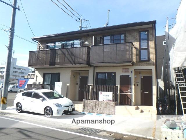 鹿児島県鹿児島市、宇宿駅徒歩7分の新築 2階建の賃貸アパート