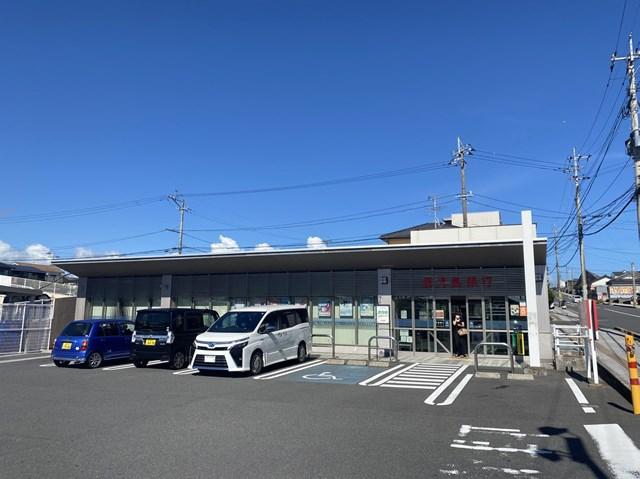 (株)鹿児島銀行/けだな支店 626m