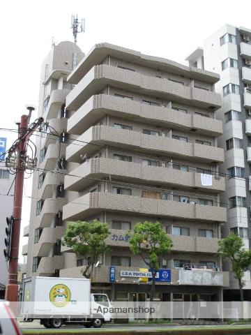 鹿児島県鹿児島市、武之橋駅徒歩5分の築20年 8階建の賃貸マンション