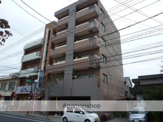 鹿児島県鹿児島市、南鹿児島駅徒歩11分の築10年 6階建の賃貸マンション