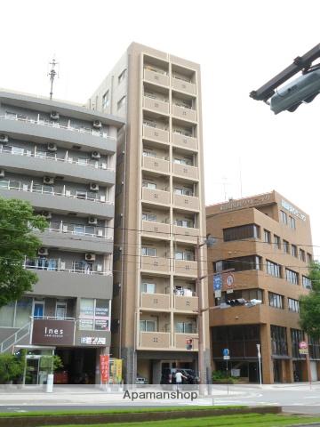 鹿児島県鹿児島市、鹿児島駅徒歩2分の築9年 10階建の賃貸マンション