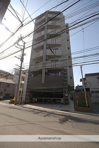 鹿児島県鹿児島市、鴨池駅徒歩3分の築5年 8階建の賃貸マンション