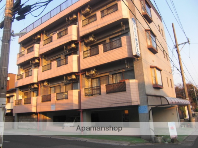 鹿児島県鹿児島市、南鹿児島駅徒歩15分の築26年 4階建の賃貸マンション