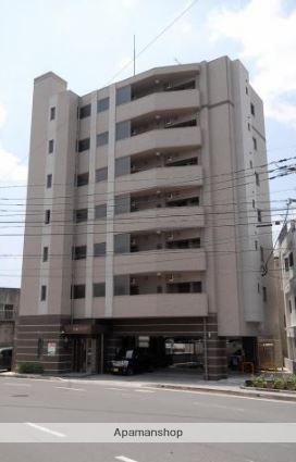 鹿児島県鹿児島市、鹿児島駅徒歩8分の築3年 7階建の賃貸マンション