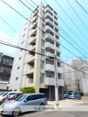 鹿児島県鹿児島市、高見馬場駅徒歩7分の築2年 10階建の賃貸マンション