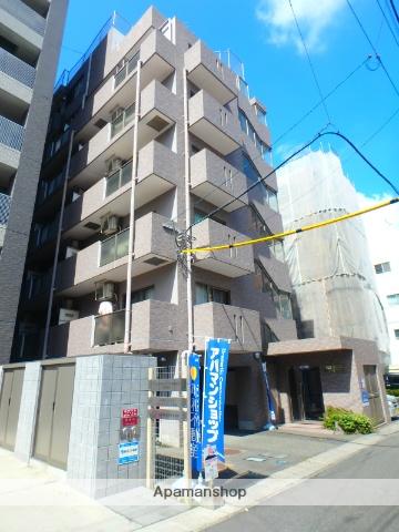 鹿児島県鹿児島市、新屋敷駅徒歩9分の築13年 7階建の賃貸マンション