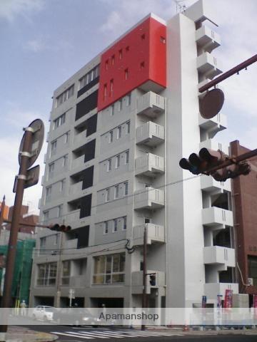 鹿児島県鹿児島市、甲東中学校前駅徒歩8分の築10年 9階建の賃貸マンション