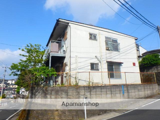 鹿児島県鹿児島市の築40年 2階建の賃貸アパート