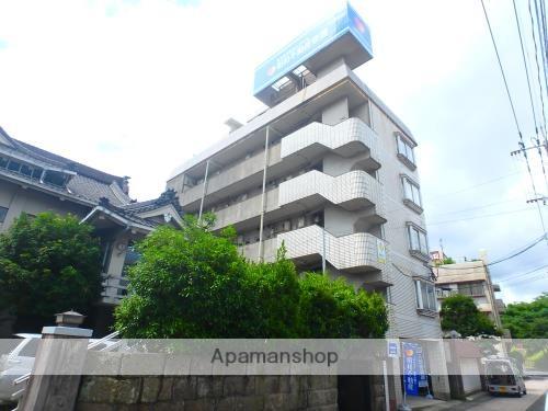鹿児島県鹿児島市、鹿児島駅徒歩6分の築31年 5階建の賃貸マンション