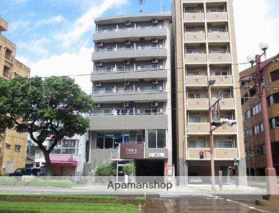 鹿児島県鹿児島市、鹿児島駅徒歩3分の築22年 7階建の賃貸マンション