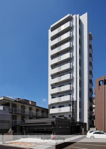鹿児島県鹿児島市、武之橋駅徒歩5分の築4年 11階建の賃貸マンション