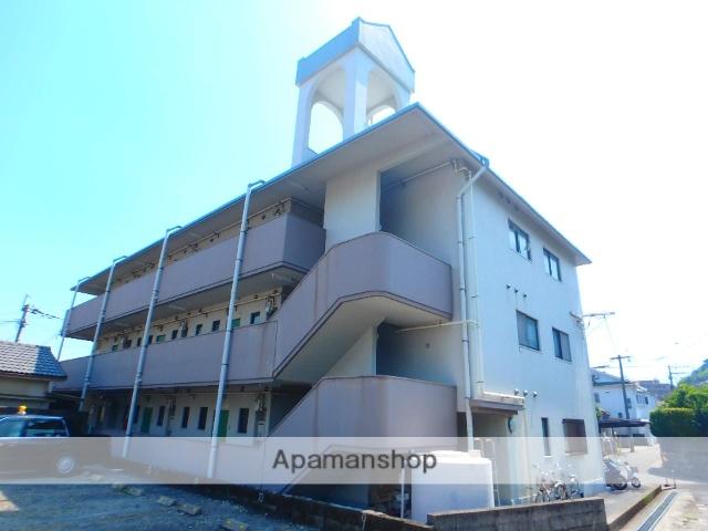 鹿児島県鹿児島市の築28年 3階建の賃貸マンション