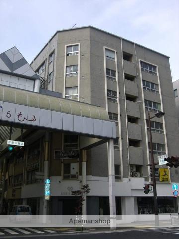 鹿児島県鹿児島市、朝日通駅徒歩6分の築49年 7階建の賃貸マンション