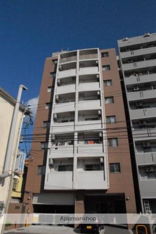 鹿児島県鹿児島市、武之橋駅徒歩5分の築7年 8階建の賃貸マンション