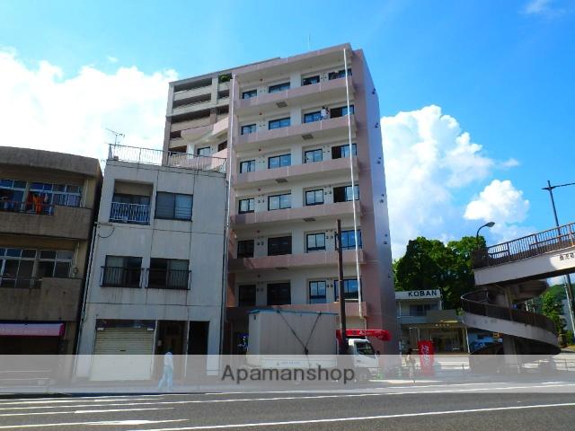 鹿児島県鹿児島市、鹿児島駅徒歩9分の新築 7階建の賃貸マンション