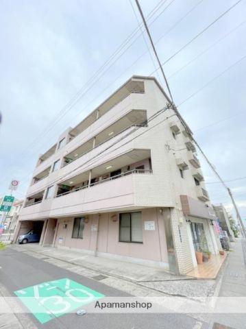 鹿児島県鹿児島市、二中通駅徒歩8分の築32年 4階建の賃貸マンション