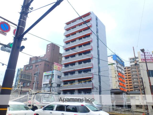 鹿児島県鹿児島市、都通駅徒歩3分の新築 11階建の賃貸マンション