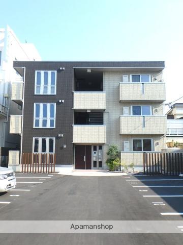 鹿児島県鹿児島市、南鹿児島駅徒歩5分の新築 3階建の賃貸アパート