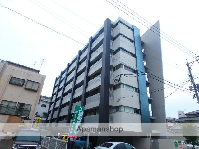 鹿児島県鹿児島市、都通駅徒歩9分の築3年 7階建の賃貸マンション