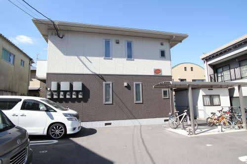 鹿児島県鹿児島市、純心学園前駅徒歩6分の築5年 2階建の賃貸アパート