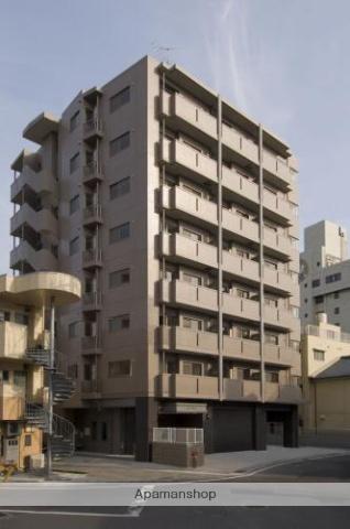 鹿児島県鹿児島市、騎射場駅徒歩7分の築9年 8階建の賃貸マンション