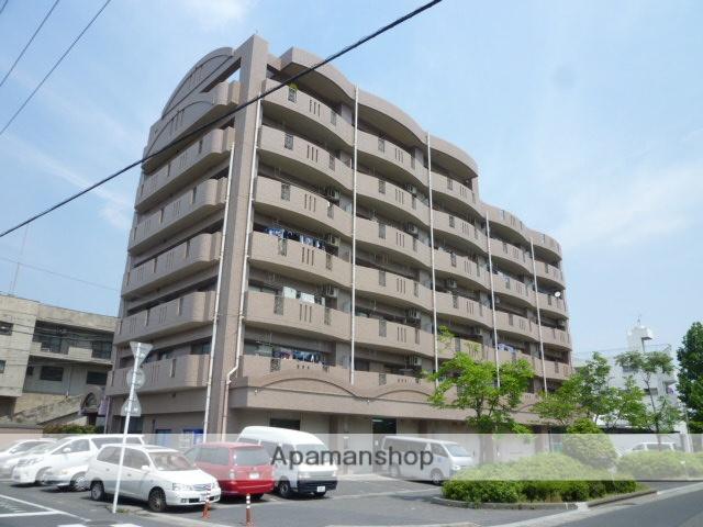 鹿児島県鹿児島市、荒田八幡駅徒歩12分の築24年 7階建の賃貸マンション