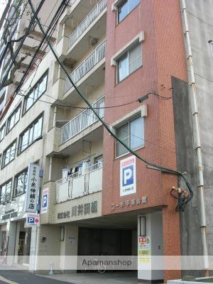 鹿児島県鹿児島市、二中通駅徒歩8分の築37年 5階建の賃貸マンション