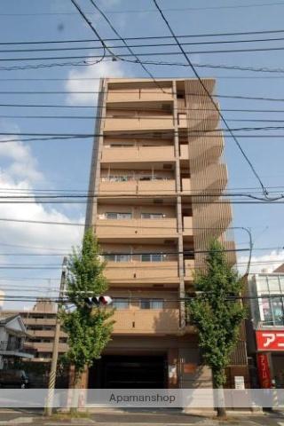 鹿児島県鹿児島市、谷山駅徒歩8分の築10年 8階建の賃貸マンション