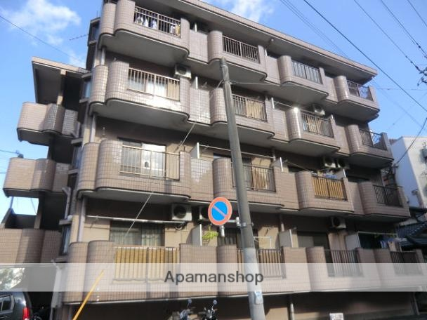 鹿児島県鹿児島市、工学部前駅徒歩1分の築27年 4階建の賃貸マンション