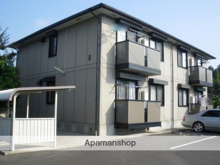 鹿児島県鹿児島市、谷山駅徒歩46分の築16年 2階建の賃貸アパート