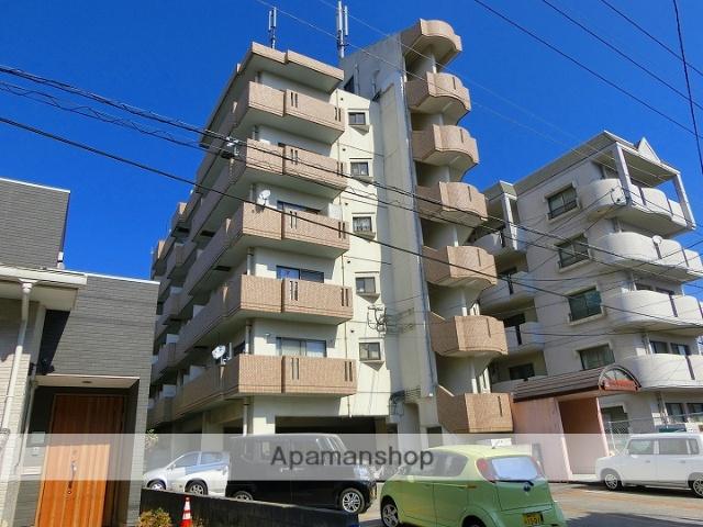 鹿児島県鹿児島市、脇田駅徒歩12分の築28年 6階建の賃貸マンション