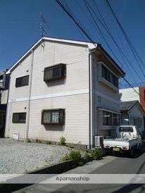 鹿児島県鹿児島市、上塩屋駅徒歩3分の築26年 2階建の賃貸アパート
