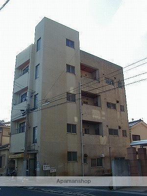 鹿児島県鹿児島市、新屋敷駅徒歩5分の築37年 4階建の賃貸マンション