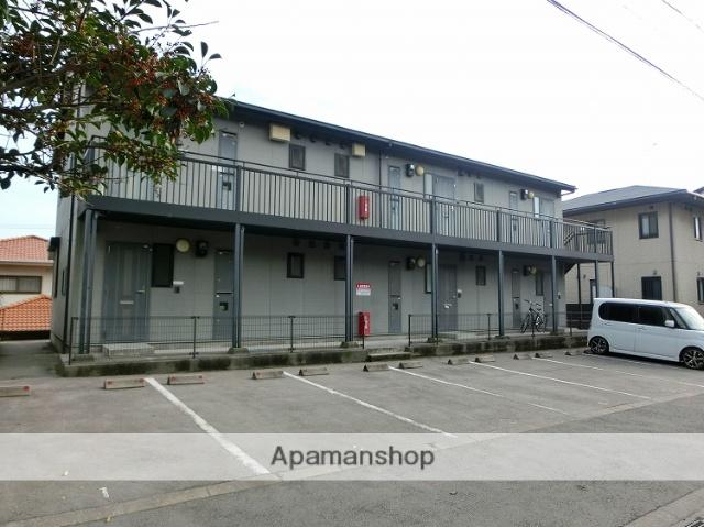 鹿児島県鹿児島市、南鹿児島駅徒歩26分の築16年 2階建の賃貸アパート