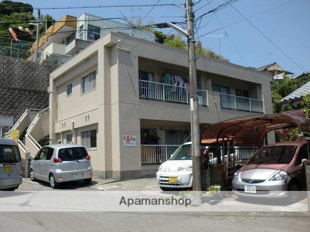 鹿児島県鹿児島市、鹿児島駅徒歩29分の築31年 2階建の賃貸アパート