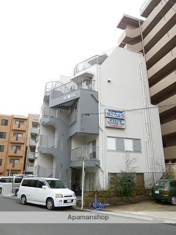 鹿児島県鹿児島市、高見橋駅徒歩6分の築37年 5階建の賃貸マンション