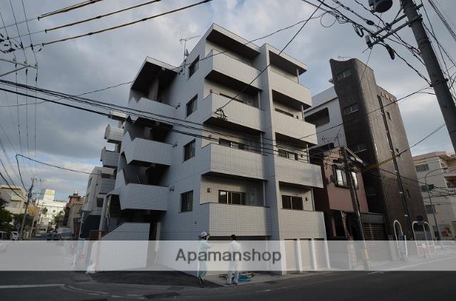 鹿児島県鹿児島市、荒田八幡駅徒歩8分の築4年 4階建の賃貸マンション