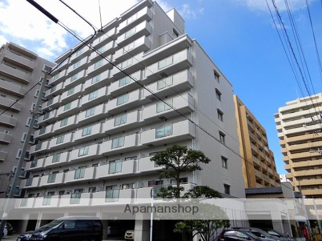 鹿児島県鹿児島市、新屋敷駅徒歩8分の築23年 11階建の賃貸マンション