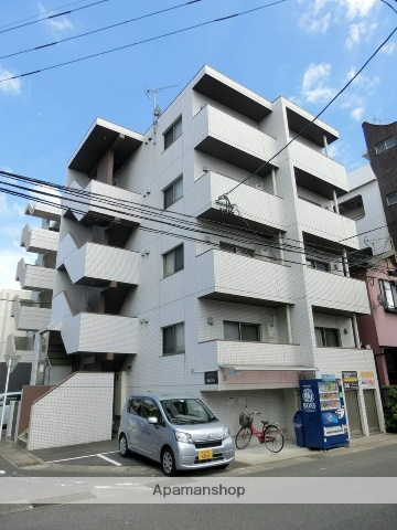 鹿児島県鹿児島市、二中通駅徒歩14分の築4年 4階建の賃貸マンション