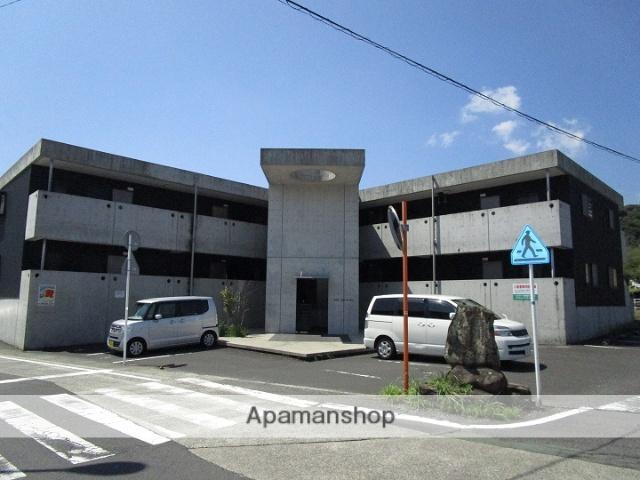 鹿児島県鹿児島市、谷山駅徒歩21分の築10年 2階建の賃貸マンション